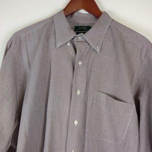 Lauren Ralph Lauren Dress Shirt Size 17 Neck 32/33